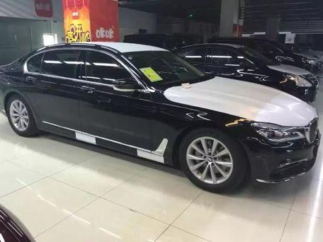 宝马7系报价2017新款宝马740li促销最低价格