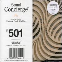"sound concierge #501""blanket"""
