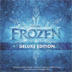 frozen(original motion picture soundtrack)(deluxe edition)