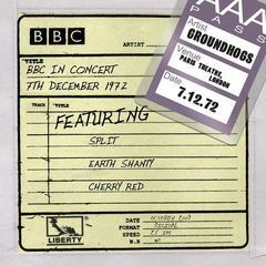 the groundhogs - bbc session(7th december 1972)