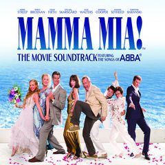 mamma mia! the movie soundtrack(blank)