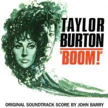 boom! (original motion picture score)