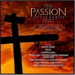 passion of the christ: songs(original songs inspired by the film)