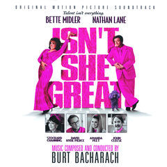 isn't she great(original motion picture soundtrack)