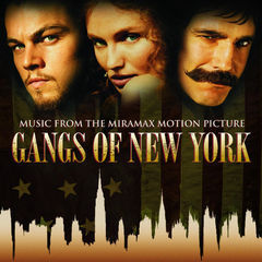 gangs of new york(soundtrack)