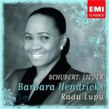 barbara hendricks: schubert lieder