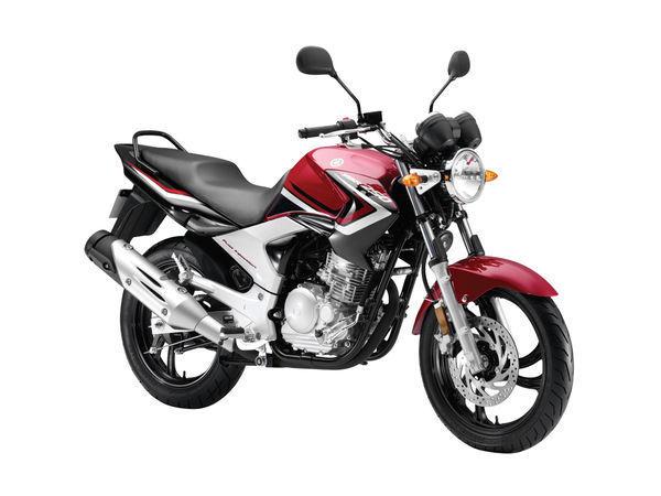 雅马哈天剑王ybr250摩托车是双减震吗