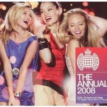 ministry of sound the annual 2008