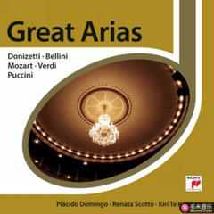 great opera arias by donizetti; bellini; mozart; verdi & puccini