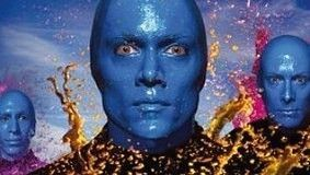 Blue Man Group - Rock Concert Movement #1