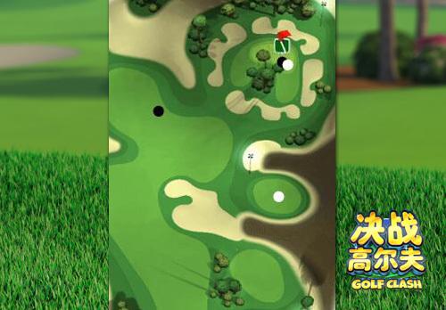 《决战高尔夫》六星挑战赛拉开帷幕!