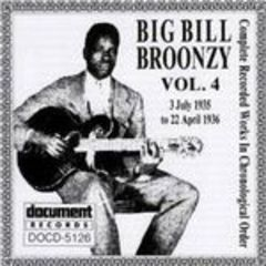 big bill broonzy vol. 4 (1935 - 1936)
