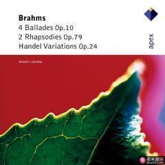 brahms : variationen und fuge op. 24