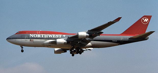 美国西北航空公司