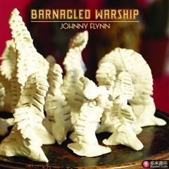 barnacled warship