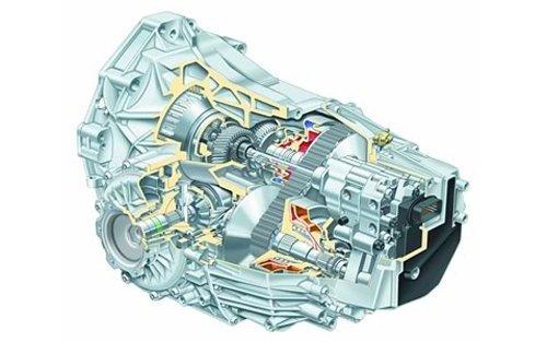 cvt的特性使动力性能明显优于手动变速器(mt)和自动变速器(at).