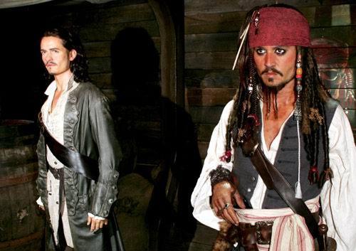 加勒比惊涛怪浪_加勒比海盗6_360百科