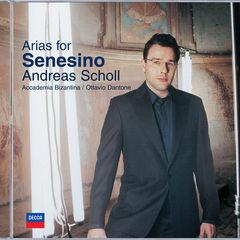 arias for senesino