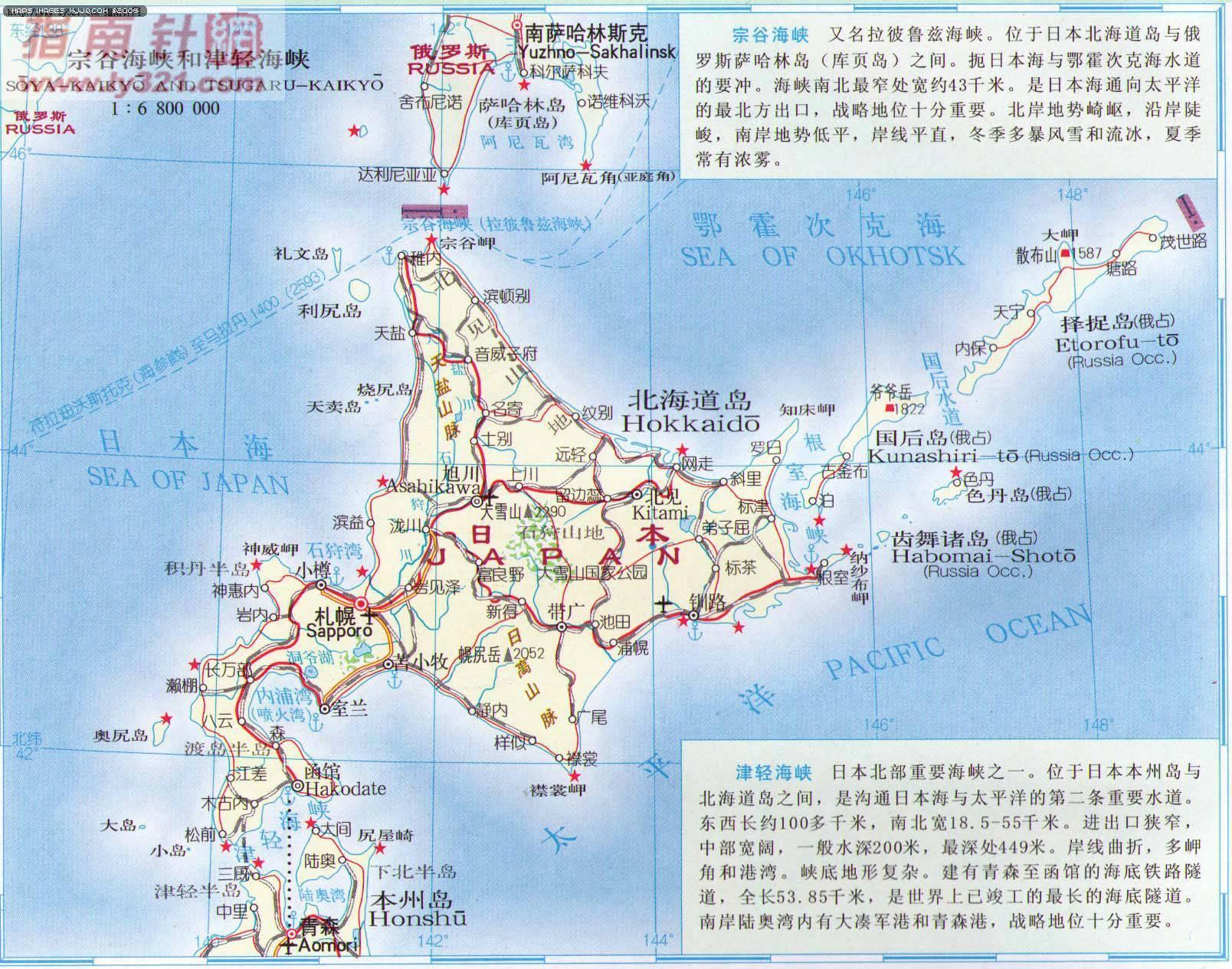 瓦尼科罗群岛地图