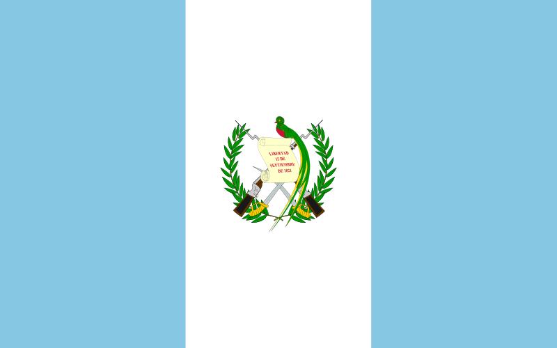 旗面由三个平行相等的竖长方形组成,中间为白色,两边为蓝色;白色长