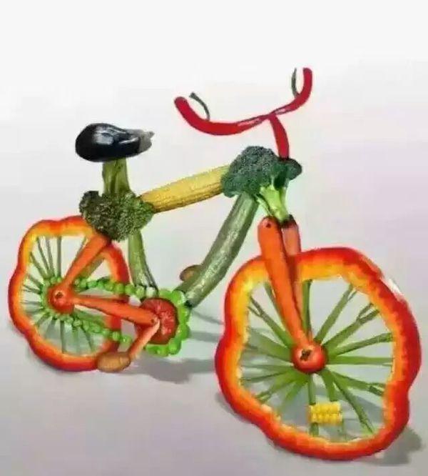 自行车 600_666图片
