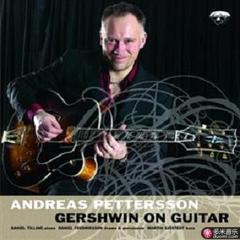 andreas pettersson / gershwin on guitar