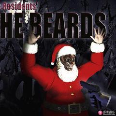 the beards!
