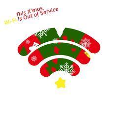 没有wi-fi 的圣诞节