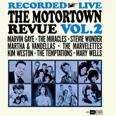 recorded live the motortown revue