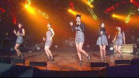 Tell me、So hot、Nobody KBS2现场版