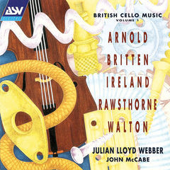 british cello music vol. 1