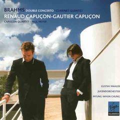 double concerto & clarinet quintet