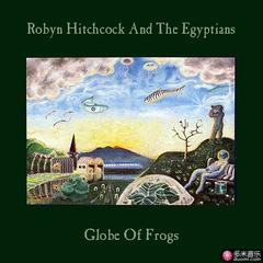 globe of frogs