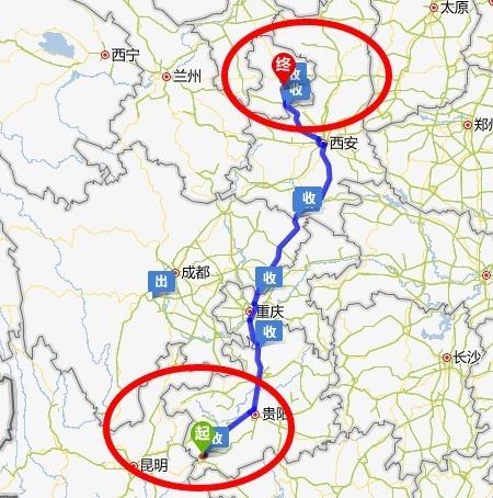 兴义市区街道地图