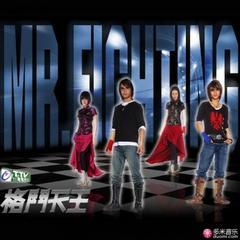 mr. fighting(格斗天王tv soundtrack)