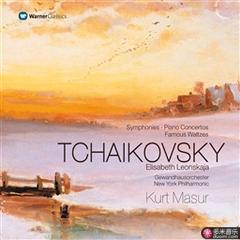 tchaikovsky : symphonies nos 1-6, piano concertos nos 1-3 & orchestral works