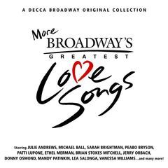 more broadway love songs(decca broadway original collection)