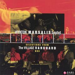 selections from the village vanguard box