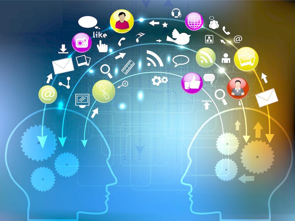 """比如说""""网络社会""""是""""通过网络(主要是互联网)联系在一起的各种关系"""