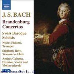 勃兰登堡协奏曲(the brandenburg concertos)